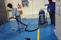 Wet and Dry Vacuum Cleaner for Floor Cleaning applications