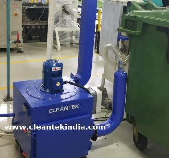 Dust Collection system for various manufacturing process