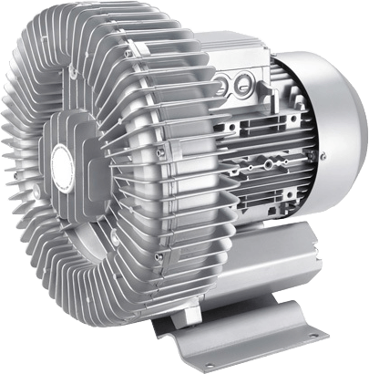 Side channel Blower fro vacuum and pressure applications