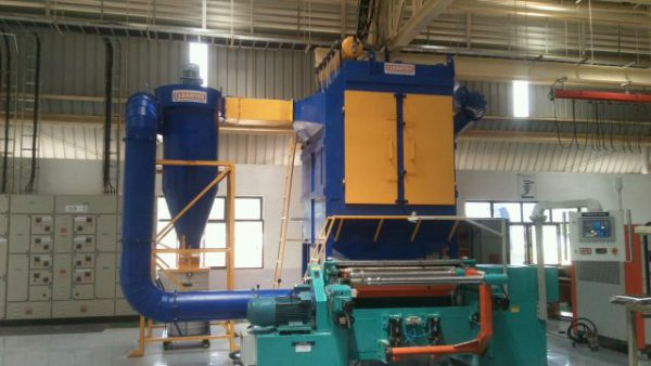 Automatic Pulse Jet Dust Collector