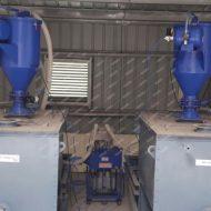 Pneumatic Powder Conveying System