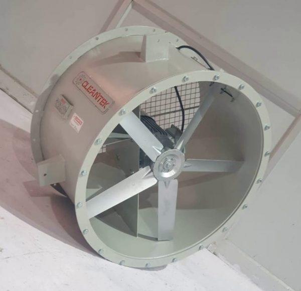 Axial Fan ventilation