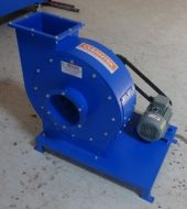 Belt Drive Centrifugal Blower for air ventilation, Fume Extraction and dust collection