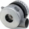 Brushless vacuum motor continous duty vacuum applications