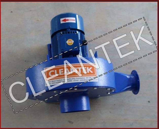 Centrifugal Blower for Dust Collection and Room Ventilation, Factory Automation