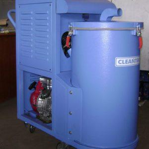 Pneumatic Operated Vacuum Cleaner