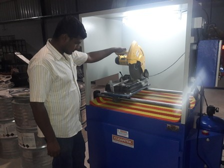 Downdraft Workbench Dust collector for cutting and grinding dust collection