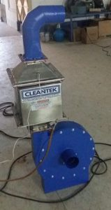 Hot Air blower Unit for drying