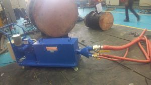Hot air Generator for parts drying and heating parts