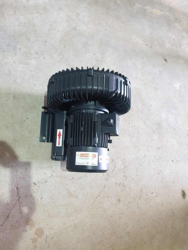 Ring blower for aeration