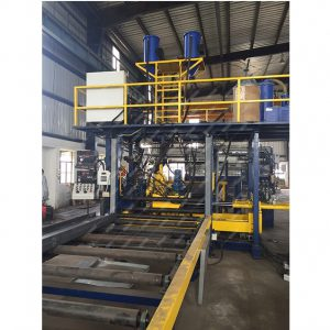 Submerged Arc Welding Flux Recovery System
