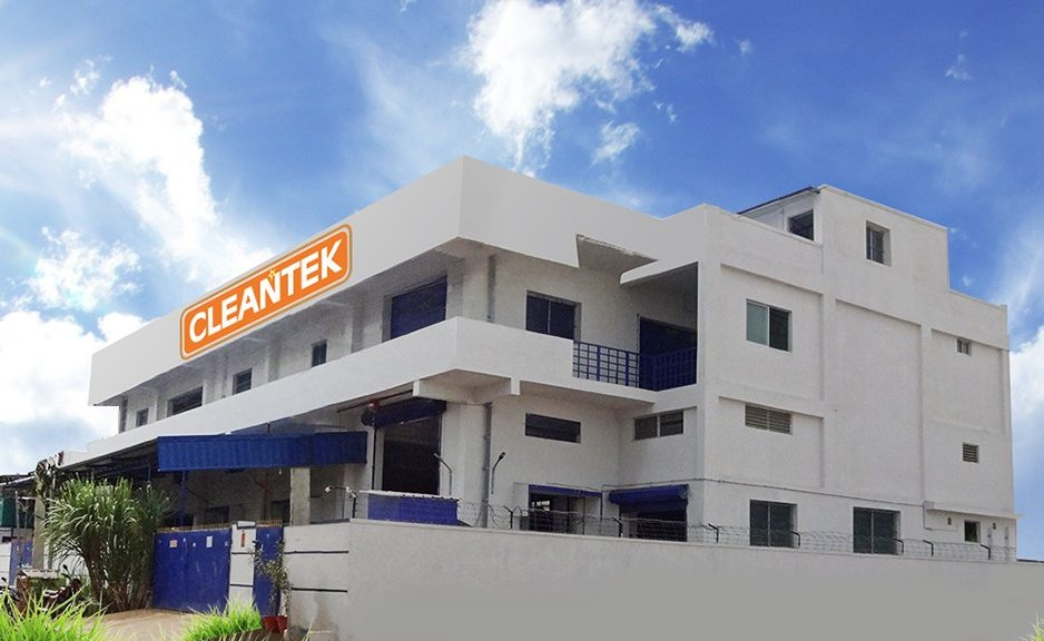 Cleantek Infrastructure for production