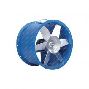 axial blower fan for air ventilation