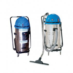 Wet & Dry Vacuum Cleaner for Factory and Building Cleaning