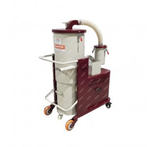 Three phase wet & Dry vacuum cleaner for industrial floor cleaning, machine cleaning, metal chips cleaning etc.