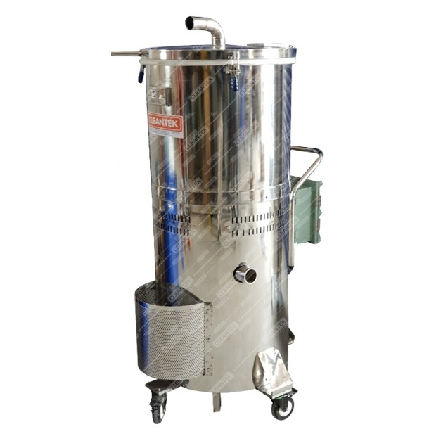 HEPA vacuum cleaner for Clean Room Cleaning applications