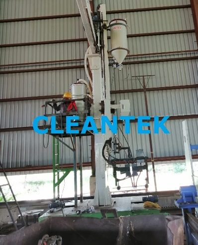 Submerged Arc Welding Flux Recovery Unit
