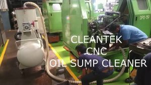Oil Sump Cleaning