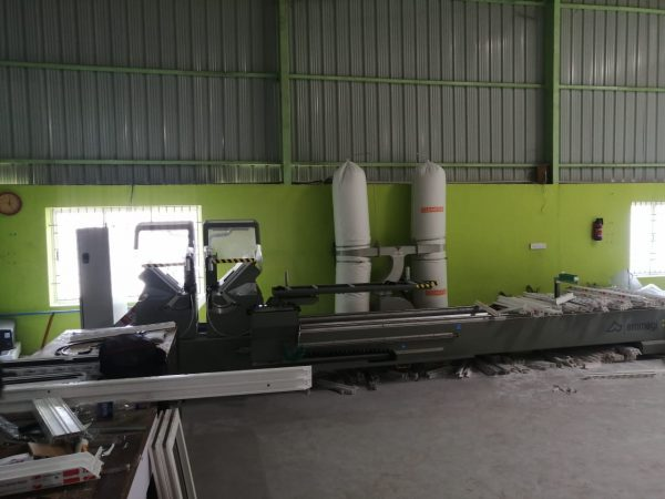 Wood Dust Collection
