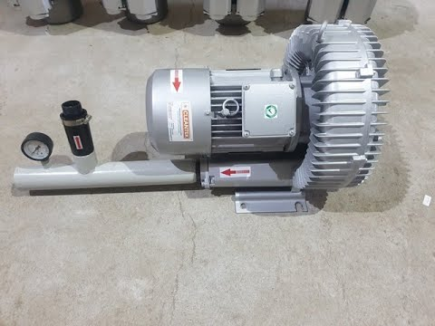 Regenerative Blower aeration