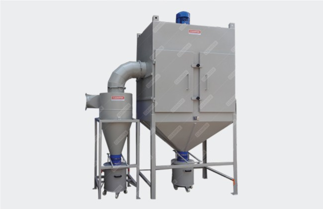 Cyclone Pulse jet Dust Collector