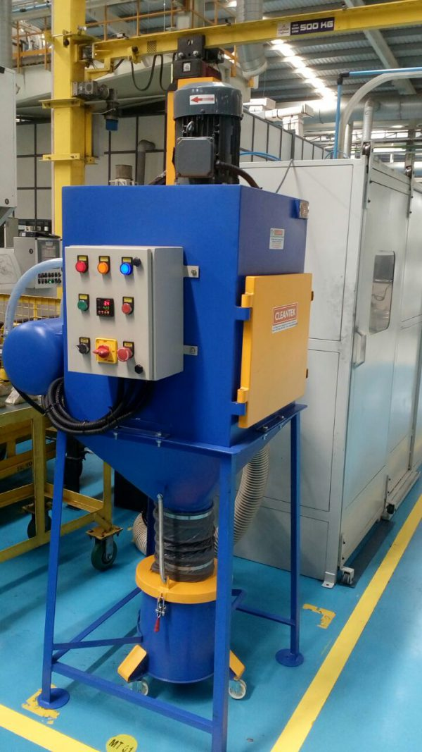 Dust Collector for Dry Grinding Dust Extraction