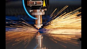 Laser Cutting Dust Collection