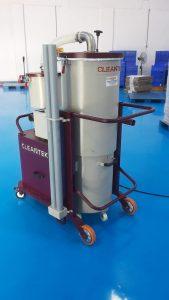 Industrial vacuum Cleaning