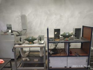 Centralized Dust Collection