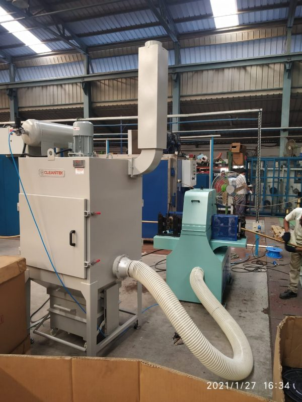 Rubber Grinding Dust Collector