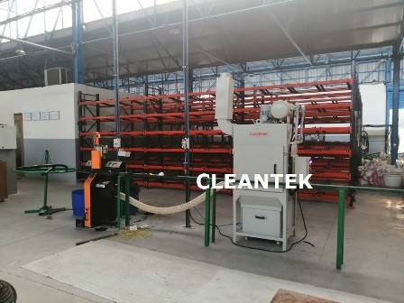Dust Collector for dust collection and filtration