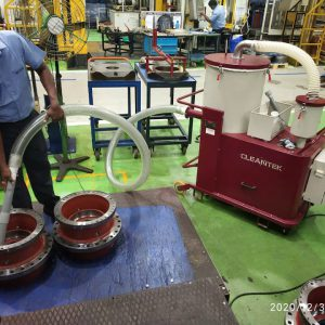 CNC cleaner Machine