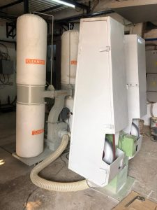 Abrasive Dust Collection