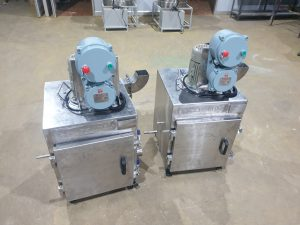 Explosion proof DusT Extraction