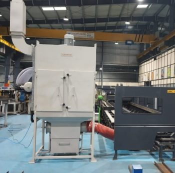 Laser Dust Collector for fibre laser dust extraction and fume extraction