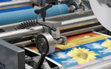 Paper industry cleaning and print industry edge trim extraction