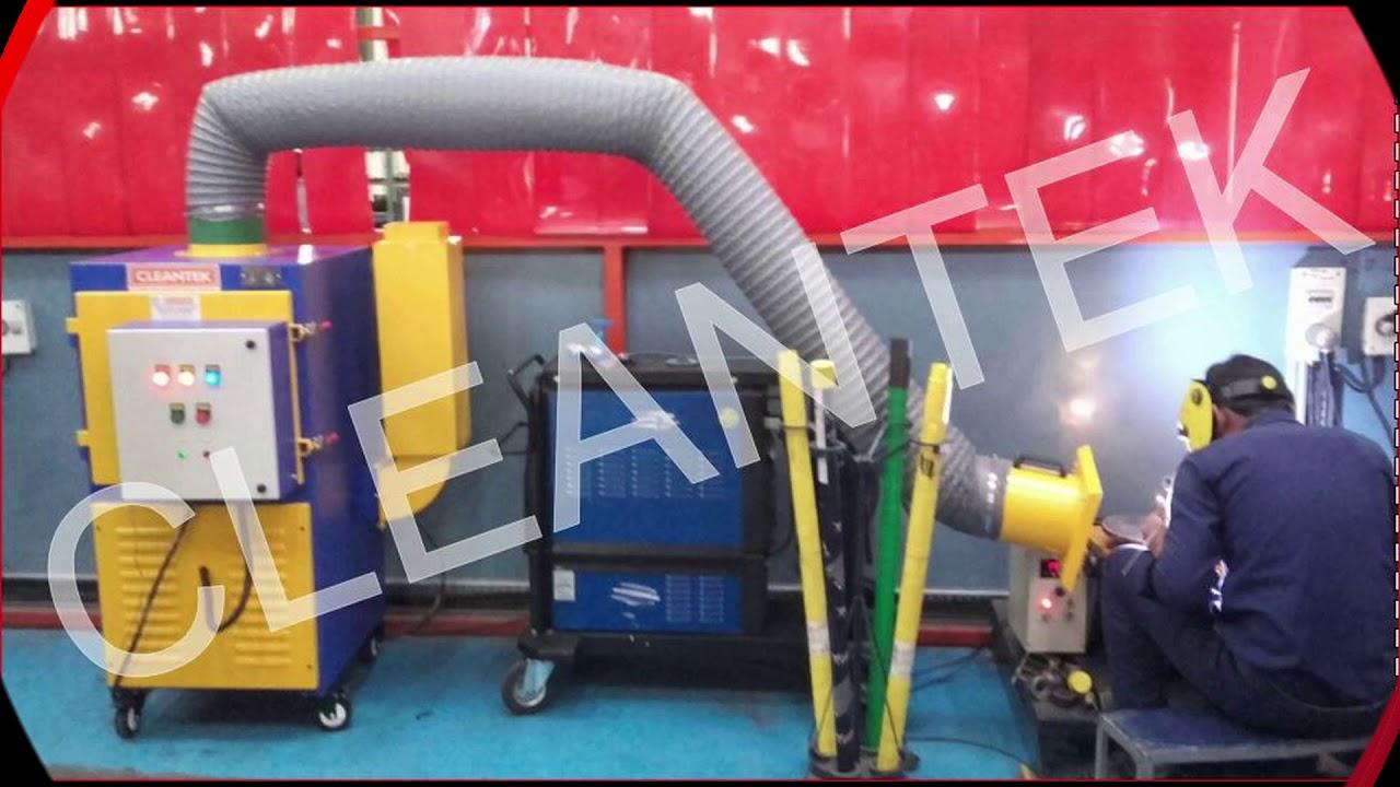 Welding Fume Filtration System: