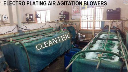 agitation and aeration blower