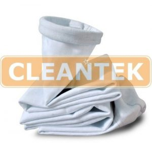 Non woven filter bag for dust filtration