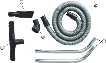 vacuum cleaning accessory