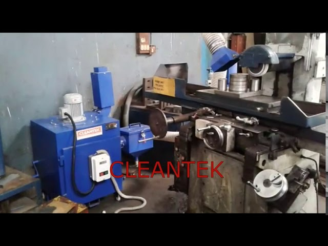 clean air industrial dust collection