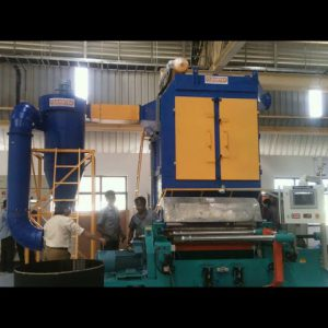 Dust Collection System:
