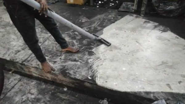 Carbon Dust Cleaning
