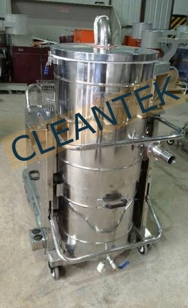 vacuum cleaner for Food and Pharmaceutical Industry