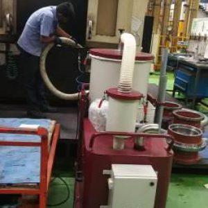 CNC cleaner Machine