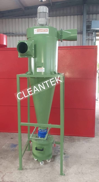 Cyclone Dust Collection System